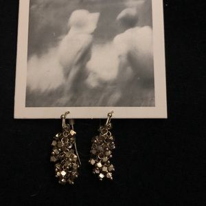 NWT Anthropologie Gold-tone drop earrings